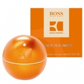 Hugo Boss In Motion Orange Made For Summer