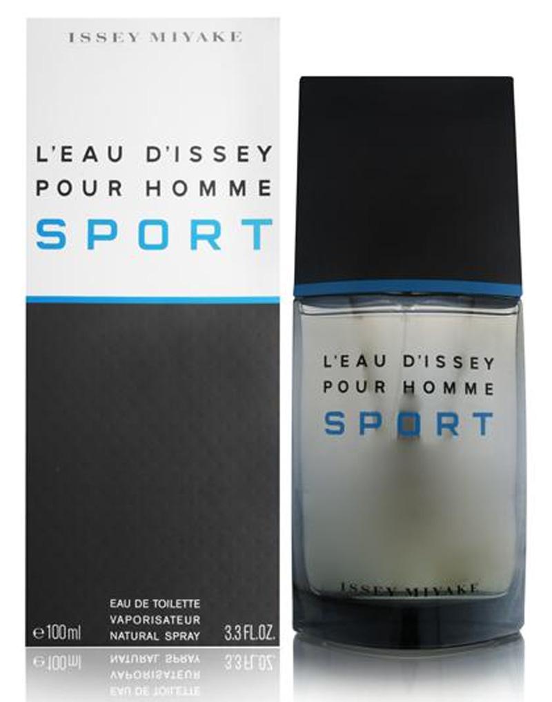 Issey Miyake Leau Dissey Pour Homme Sport купить цена отзывы